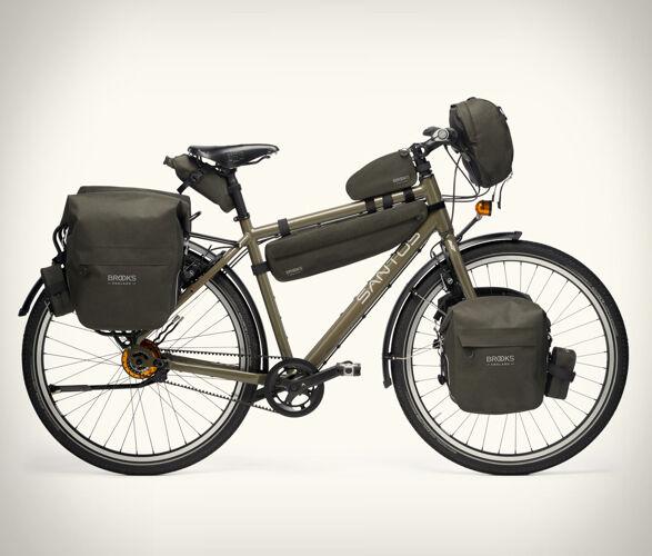 Modular Cyclist Commuter Bags