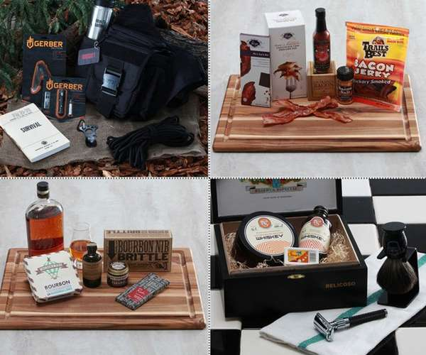 Male-Centric Gift Baskets