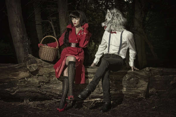 Sultry Red Riding Hood Remixes