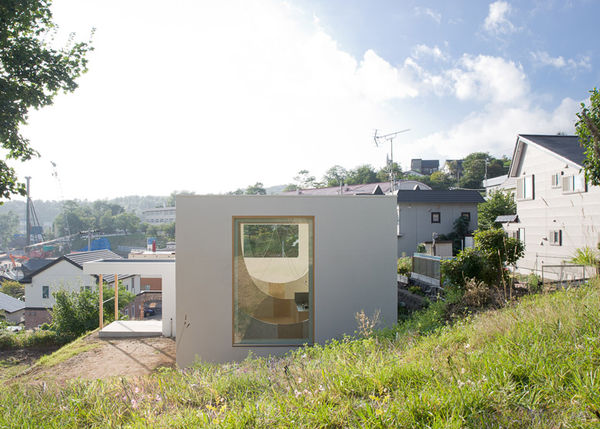 Fluidly Partitioned Homes