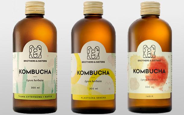 Premium Polish Kombuchas