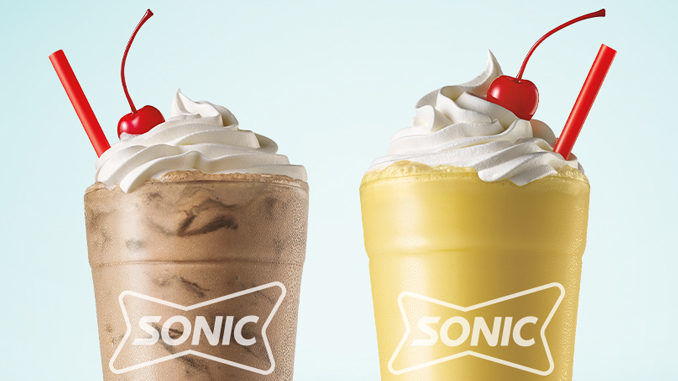 Sippable Brownie Batter Shakes