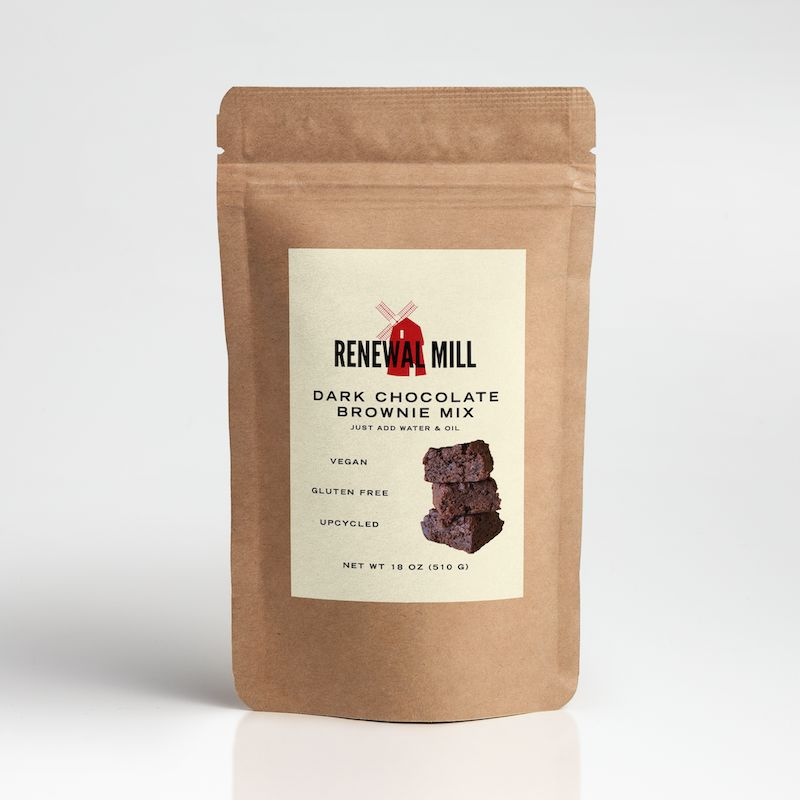 Upcycled Brownie Mixes