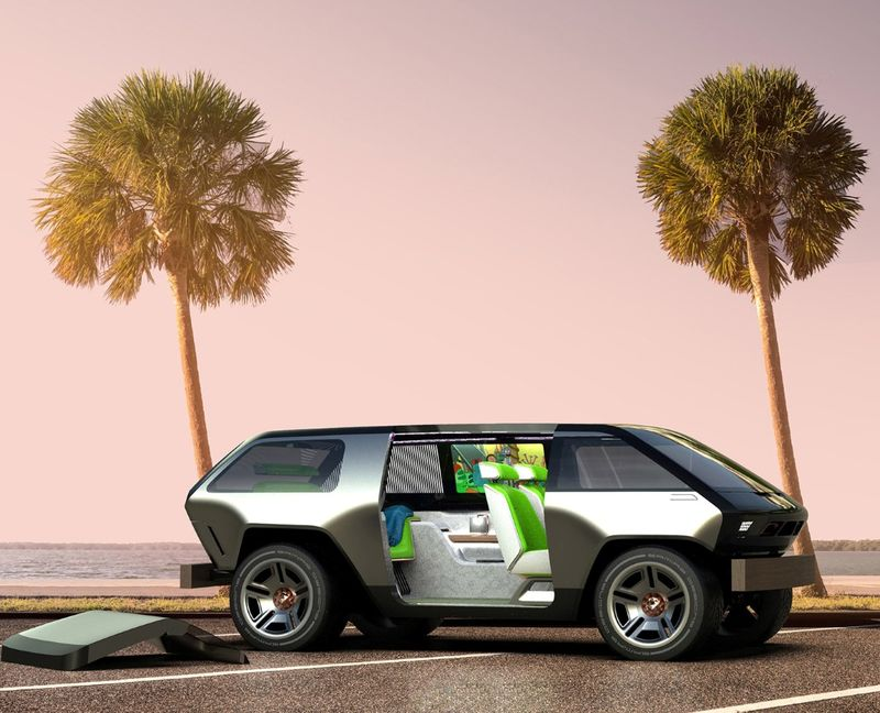 Family-Friendly Electric Minivans