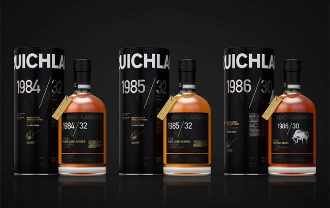 Ultra-Rare Aged Whiskies