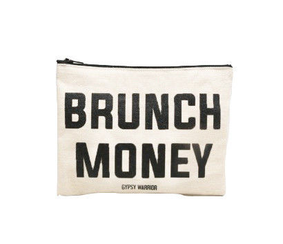 Budgeting Brunch Pouches