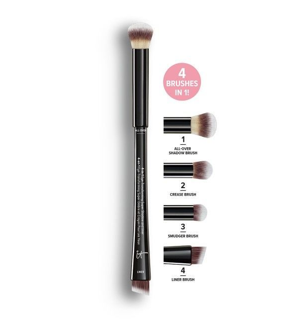 Transformative Makeup Brushes