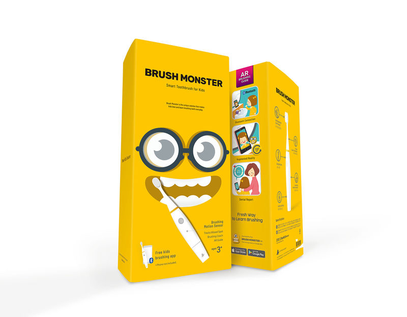Educational AR Toothbrushes