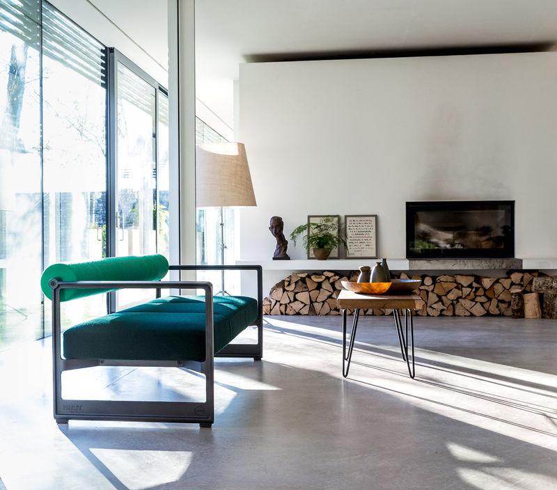 Geometric Industrial Furniture