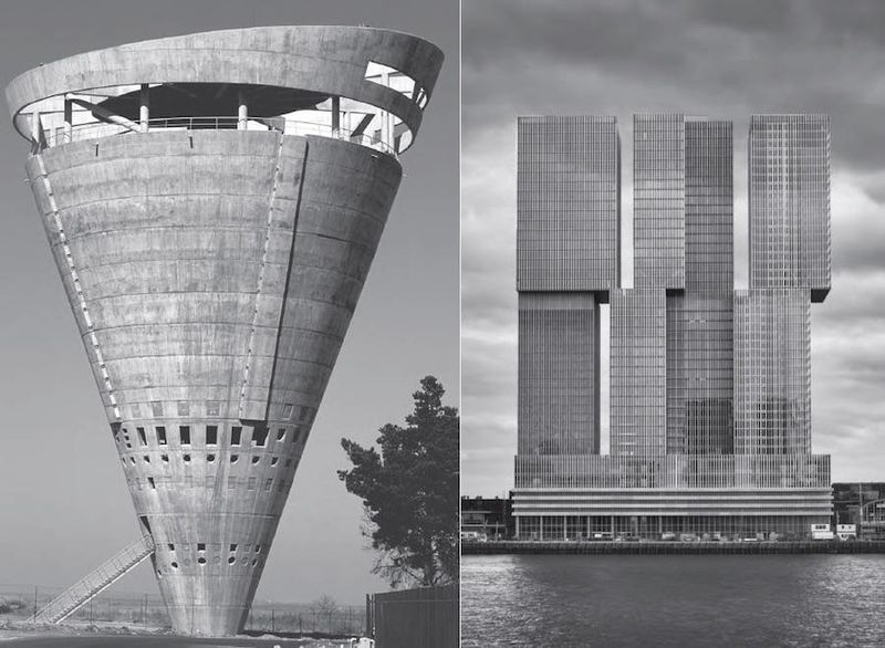 Brutalist Architecture Photography