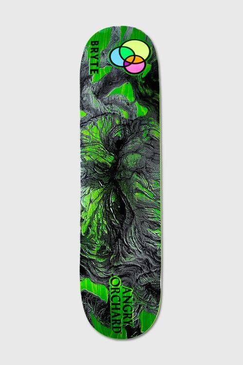 90s-Themed Vibrant Skate Gear