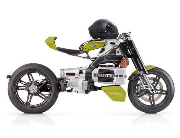 Audio Feedback Electric Motorcycles