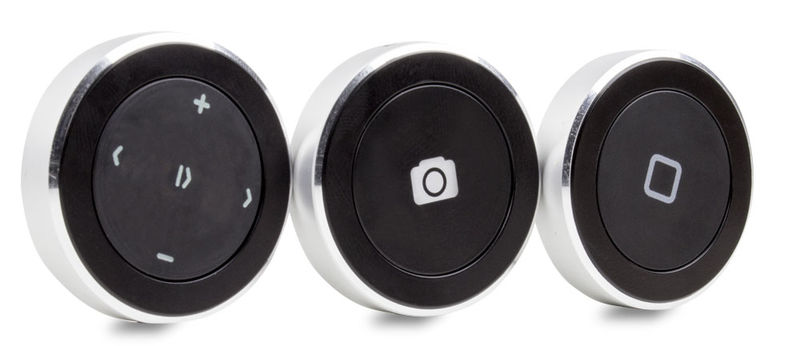 Assistive Bluetooth Buttons