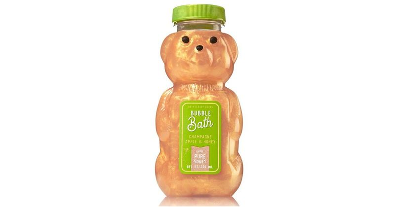Honey-Inspired Bubble Bath Packaging