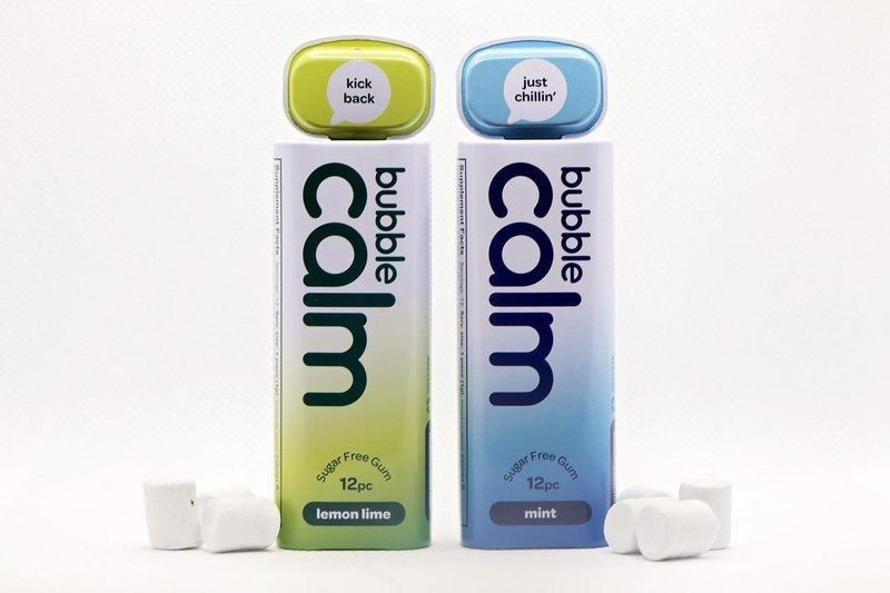 Calming Chewing Gums