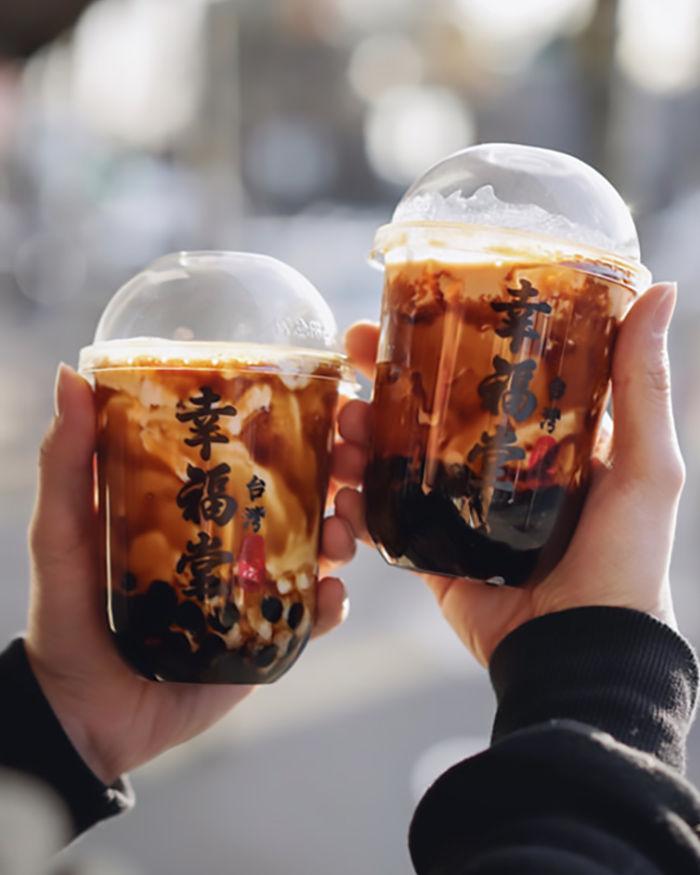 Stir-Fried Bubble Tea Beverages