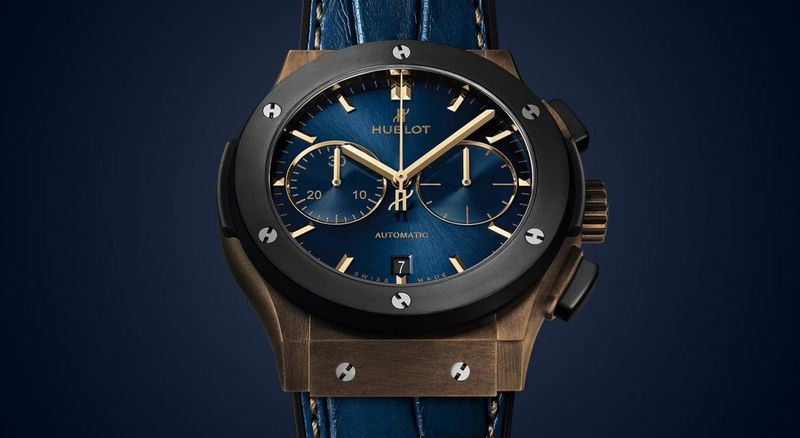 Industrially Gorgeous Timepieces