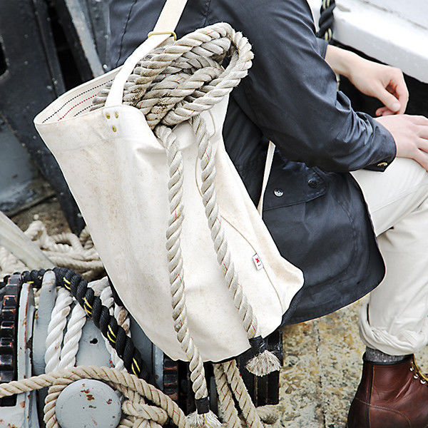 Rugged Bucket Bags