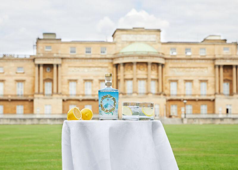 Palace Garden Gin Spirits