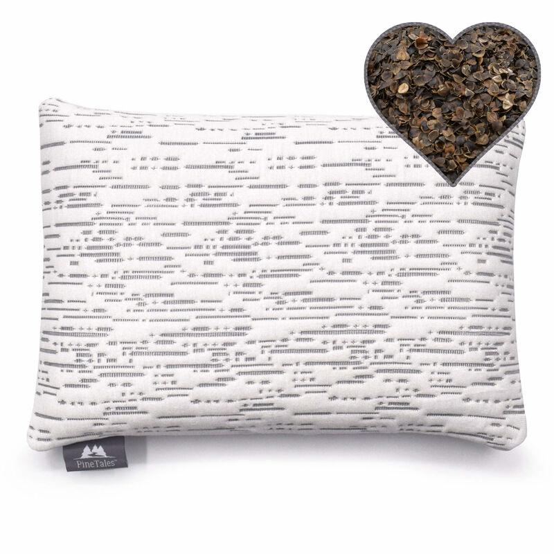 Portable Buckwheat Pillows