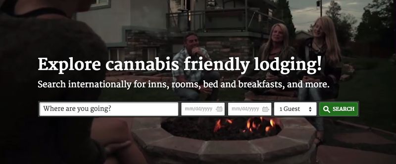 Cannabis-Friendly Accommodations