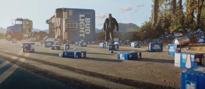Beer-Saving Superhero Ads