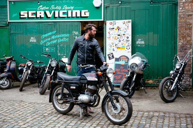 Brewery-Inspired Motorcycles