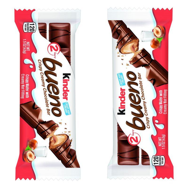 Hazelnut-Filled Chocolate Bars