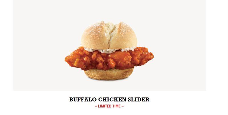 Spicy Fried Chicken Sliders