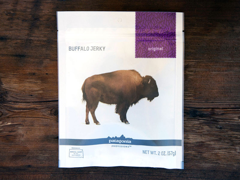 Healthy Buffalo Jerky
