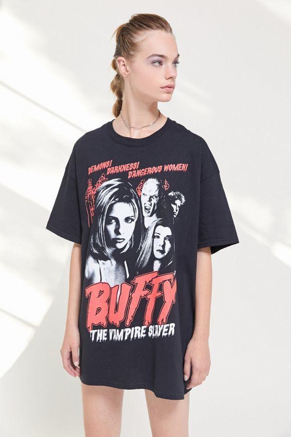 Grunge Vampire Slayer Shirts