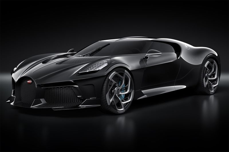 Record-Breaking Luxury Cars