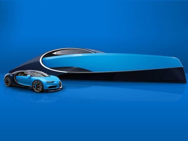 Opulent Supercar Speedboats