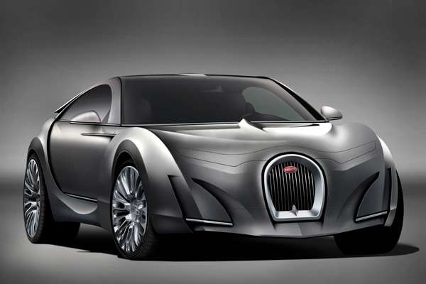 Four-Seater Supercar Concepts