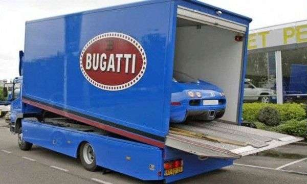 Supercar Truck Garages