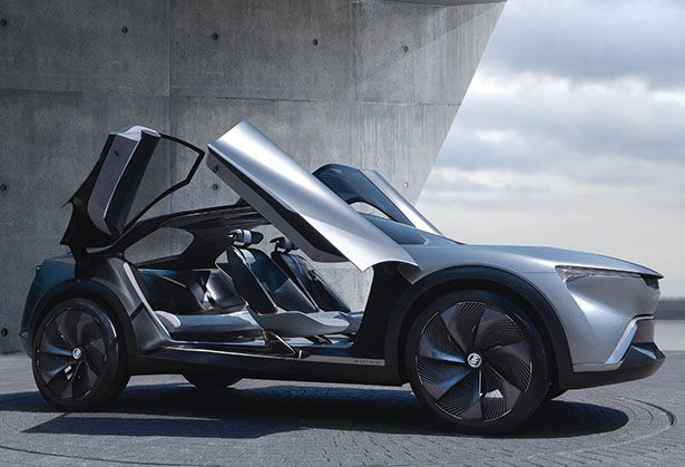 Space Capsule-Inspired Concept Cars