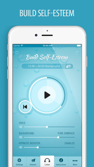 Self-Esteem Hypnosis Apps