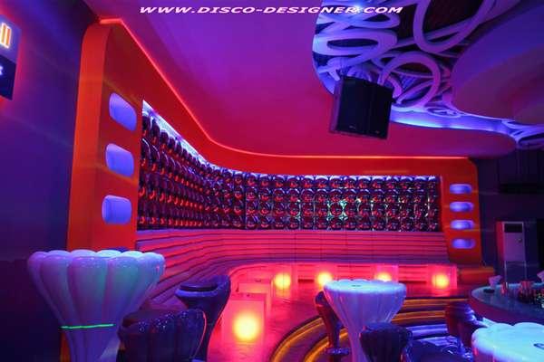 Diy Home Night Clubs Disco Designer