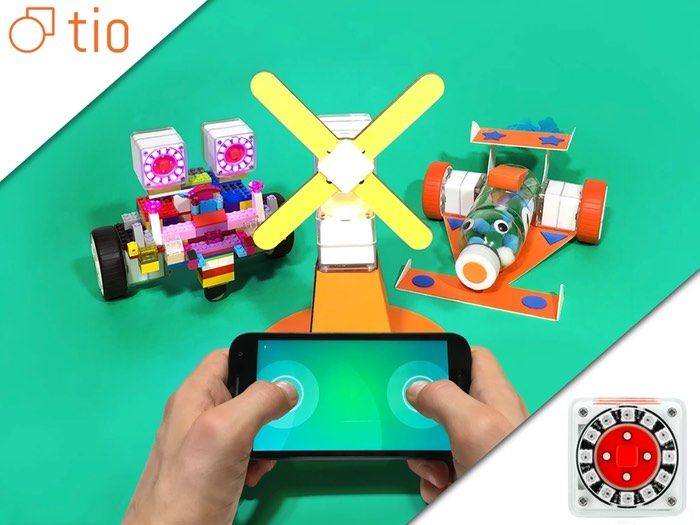 DIY Toy Robot Kits