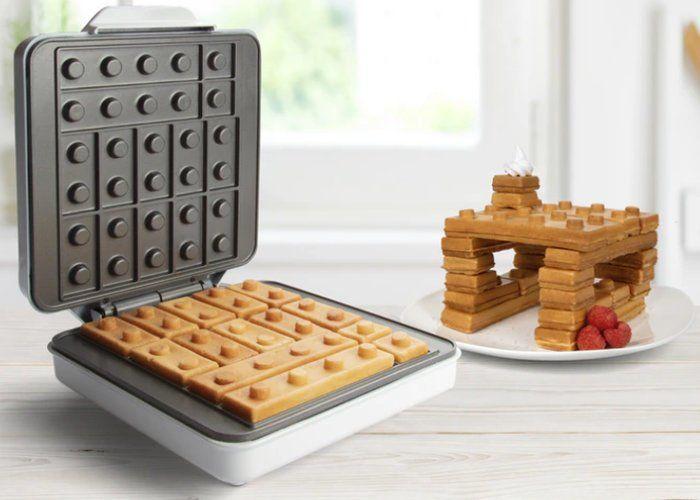 Building Block Breakfast Makers
