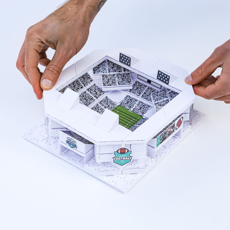 Model Stadium-Building Kits