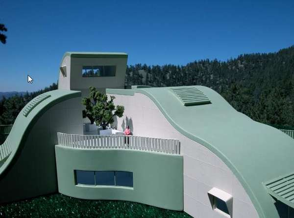 Whimsical Eco-Home Concepts