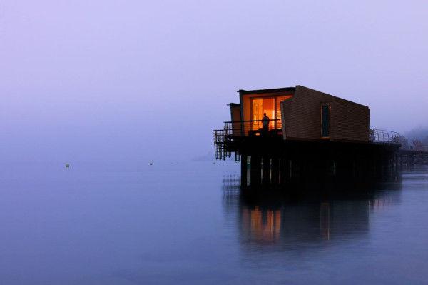 Floating Swiss Hotels