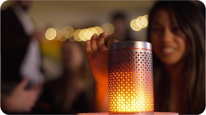 Luminous Portable High-End Speaker
