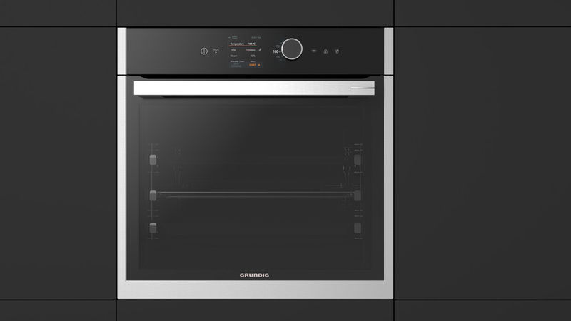 Steam-Dependent Built-In Oven Series