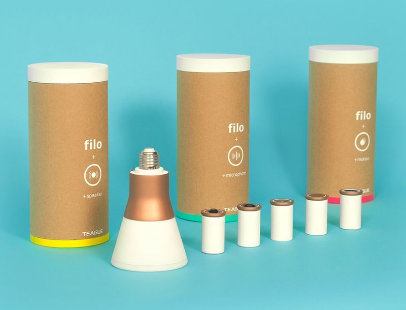 Smart Modular Light Bulbs