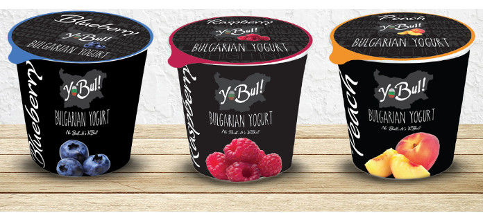 Creamy Bulgarian Yogurt