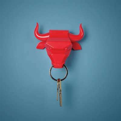 Raging Bull Key Holders