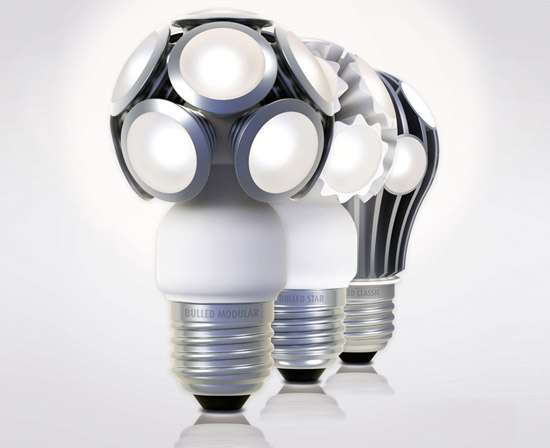 Led Retrofitted Bulbs