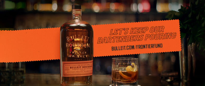 Hospitality-Supporting Whiskey Initiatives